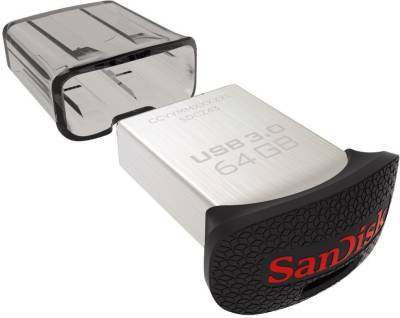 Sandisk-Ultra-Fit-SDCZ43-USB-3.0-64GB-Pen-Drive