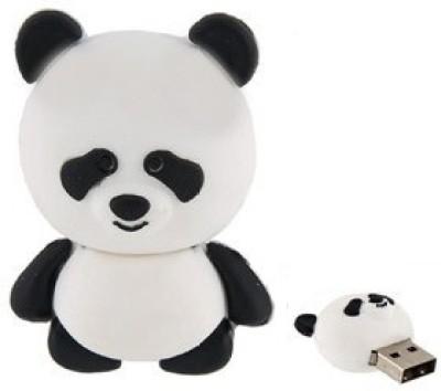 Microware-Panda-Rubber-Shape-Designer-4-GB-Pendrive