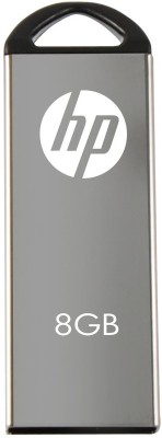 HP V220w With Max Secure Pro Anti Virus 12 Month Subscription 8 GB Pen Drive(Grey) at flipkart