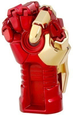 Quace Iron Man Fist 32 GB Pen Drive(Multicolor)  available at flipkart for Rs.1290