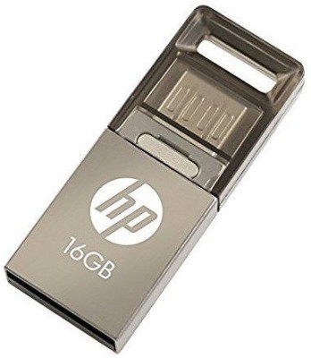 HP v510m Usb 2.0 16GB OTG Pen Drive