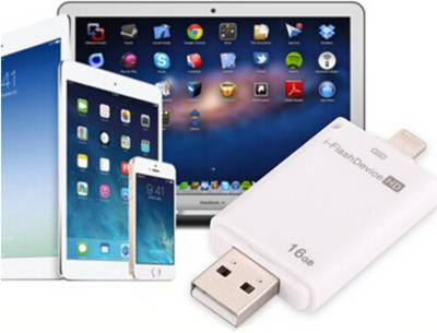 Microware i-Flash Drive 16 GB Pen Drive