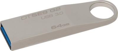 Kingston DataTraveler SE9 G2 64GB PenDrive (USB 3.0)