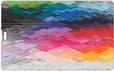 Design Worlds Colorful DWPC162749 16 GB Pen Drive