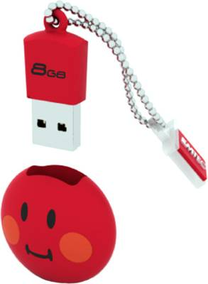 Emtec Smiley's World 8 GB Pen Drive