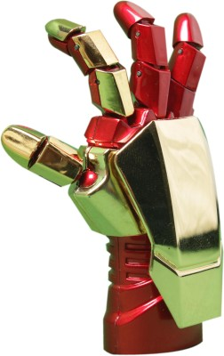 Dreambolic Iron Man hand 16 GB Pen Drive(Red)  available at flipkart for Rs.666