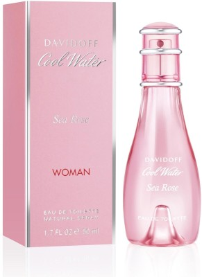 Davidoff Cool Water Sea Rose for women EDT  -  50 ml