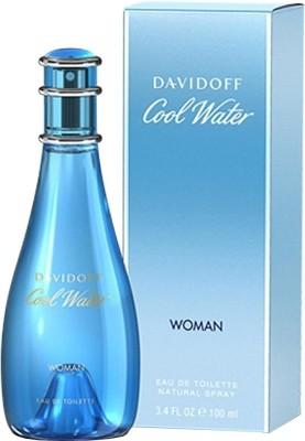 Davidoff Cool Water EDT For Women - 100 ml