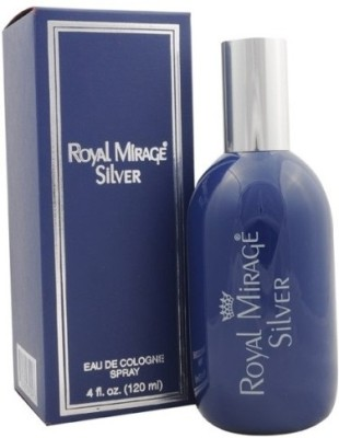 Royal Mirage Silver EDC  -  120 ml(For Men)  available at flipkart for Rs.699