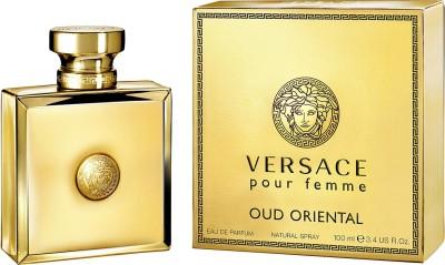 Versace Pour Femme Oud Oriental Eau de Parfum  -  100 ml(For Girls)