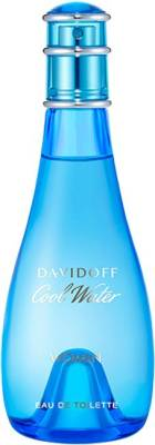 Davidoff COOL WATER WOMEN Eau de Toilette  -  100 ml