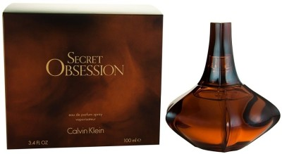 Calvin Klein Secret Obsession EDP  -  100 ml(For Women)  available at flipkart for Rs.2600