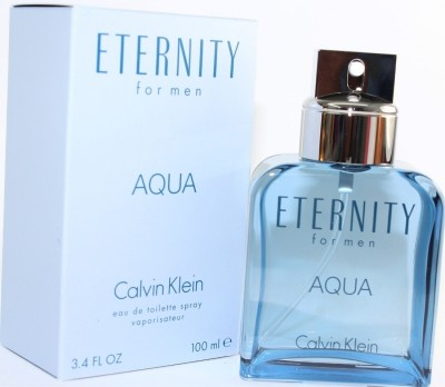 Calvin Klein Eternity Aqua EDT  -  100 ml(For Men)  available at flipkart for Rs.2650
