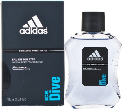 Adidas Ice Dive Edt For Men - 100ml