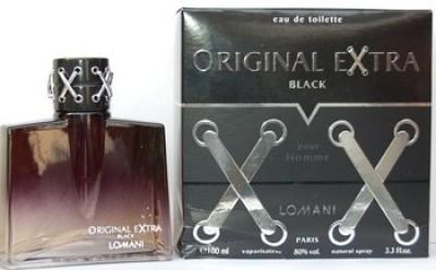 Lomani Original Extra Black Pour homme EDT  -  100 ml(For Men)