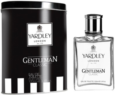 Yardley London Gentleman Classic EDT Men Spray, 100 ml