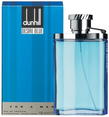 Dunhill Desire Blue EDT  -  100 ml(For Men)  available at flipkart for Rs.2499