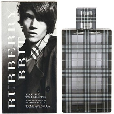 Burberry Brit Eau de Toilette For Men - 100 ml