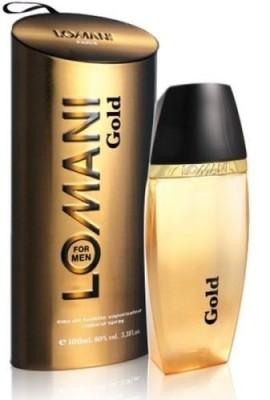 Lomani Gold EDT  -  100 ml(For Men)  available at flipkart for Rs.975