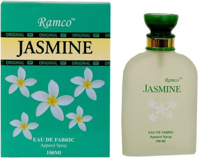 Ramco Jasmine Perfume Eau de Cologne  -  100 ml(For Men)  available at flipkart for Rs.198
