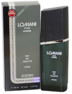 Lomani Pour Homme EDT For Men - 100 ml