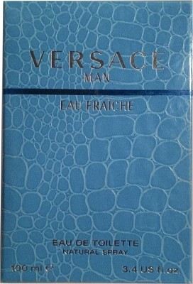 Versace Eau Fraiche EDT For Men - 100 ml