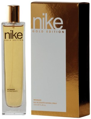 Laos luto brillo  32% OFF on Nike Gold Edition Natural Spray EDT - 100 ml(For Women) on  Flipkart | PaisaWapas.com