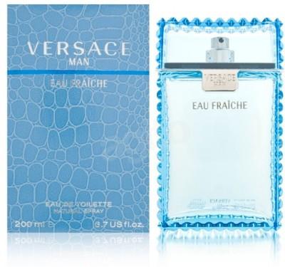 Versace Eau Fraiche EDT Spray For Men 200 ml