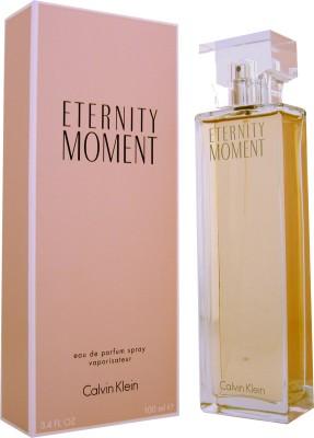 Calvin Klein Eternity Moment EDP  -  100 ml(For Women)  available at flipkart for Rs.2413