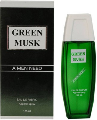 Ramco Green Musk Fabric Apparel Spray Eau de Cologne  -  125 ml(For Men)  available at flipkart for Rs.265