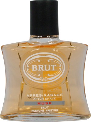 Brut Musk Aftershave  -  100 ml(For Men)