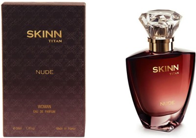 Skinn by Titan Titan Nude Eau de Parfum  -  50 ml(For Women)