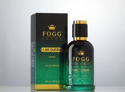 Fogg Scent I AM QUEEN Eau de Parfum  -  100 ml(For Women)