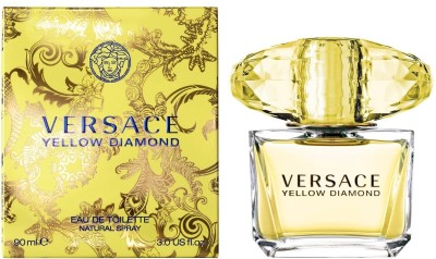 Versace Yellow Diamond EDT for Women - 90 ml