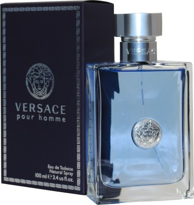 Versace Pour Homme Eau de Toilette For Men - 100 ml