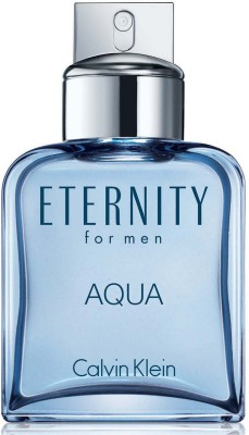 Calvin Klein Eternity Aqua Men Eau de Toilette  -  100 ml(For Men)  available at flipkart for Rs.2650