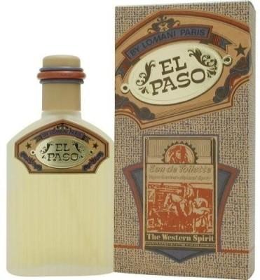 Lomani El Paso Eau De Toilette Natural Spray For Men - 100 ml