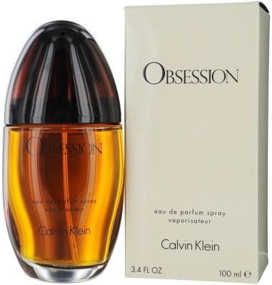 Calvin Klein Obsession EDP  -  100 ml(For Women)  available at flipkart for Rs.2400