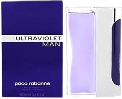Paco Rabanne Ultra Voilet EDT  -  100 ml(For Men)  available at flipkart for Rs.2999