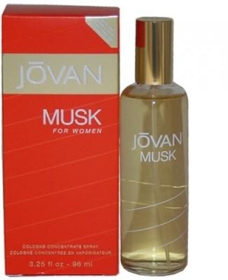 Jovan Musk Eau De Cologne Women Spray, 96 ml