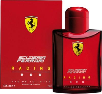 Ferrari Scuderia Racing Red EDT  -  125 ml(For Men)  available at flipkart for Rs.2210