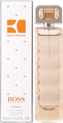 Hugo Boss Orange Eau De Toilette For Women, 75 ML
