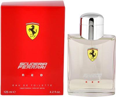 Ferrari Scuderia Red EDT  -  125 ml(For Men)  available at flipkart for Rs.1476