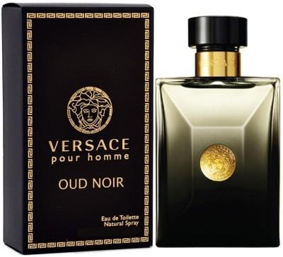 Versace Pour HoMMe Oud Noir EDT Spray For Men 100 ml