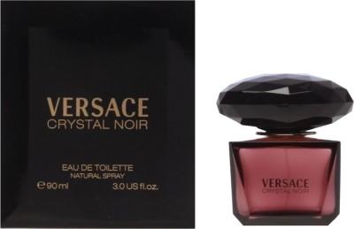 Versace Crystal Noir - Set of 2 (2 x 90 ml) EDT  -  180 ml(For Women)