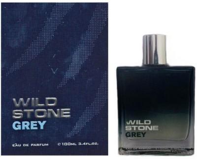 Wild Stone Grey Eau de Parfum  -  100 ml(For Men)