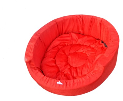 Pet Club51 1358 L Pet Bed(Red)