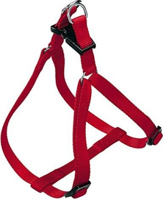 Goofy Tails Dog Standard Harness(Small, Red)