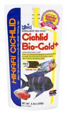 Hikari Cichlid Bio Gold Plus Fish Food (250 gm)