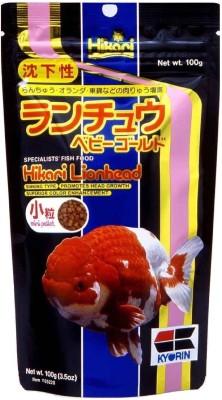 Hikari Lionhead Mini Pellet Fish Food (100 gm)